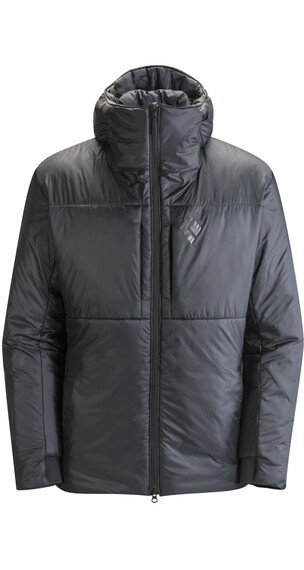 Black Diamond M's Stance Belay Parka Black